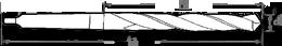 Свредла с конусна опашка схема