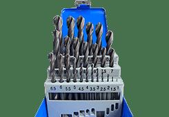 Kомплект валцовани свредла за метал HSS-R Image