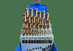 Комплект кобалтови свредла за метал HSSE Cobalt Image