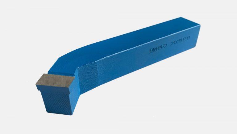 Проходен извит нож ISO 2 DIN 4972