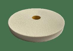 Бял абразивен диск за шмиргел Image