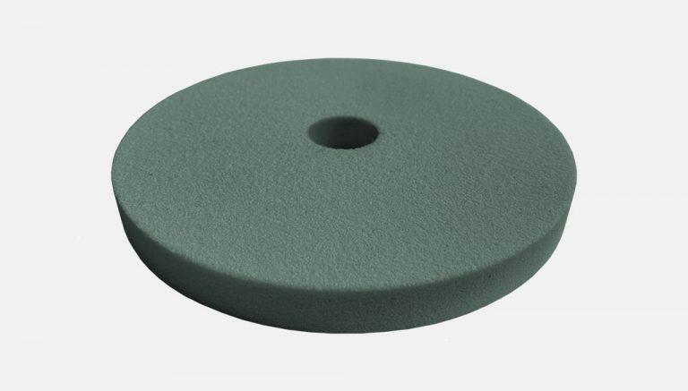 Абразивен диск за шмиргел зелен