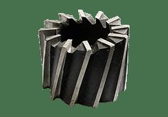 Фреза челно-цилиндрична форма H HSS DIN 1880 Image