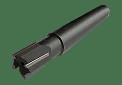 Фреза челно-цилиндрична ЗТП HSS DIN 8045 N за метал с конусна опашка Image