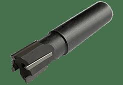 Фреза челно-цилиндрична ЗТП HSS DIN 8044 N за метал с цилиндрична опашка Image